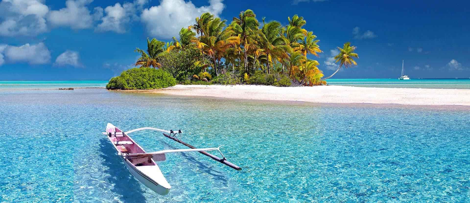 Bild einer Insel